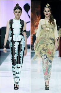 Foto Tren Fashion 2014 Digital Print