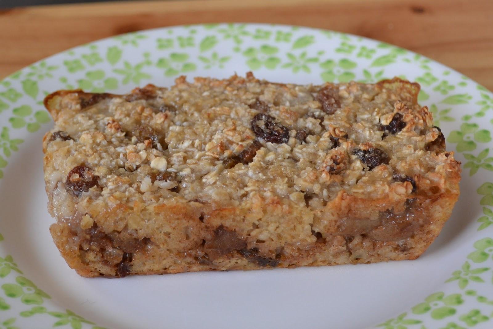 how to make crumble with porridge oats
