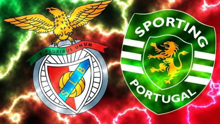 O Derby Lisboeta Football Rivalries Benfica Vs