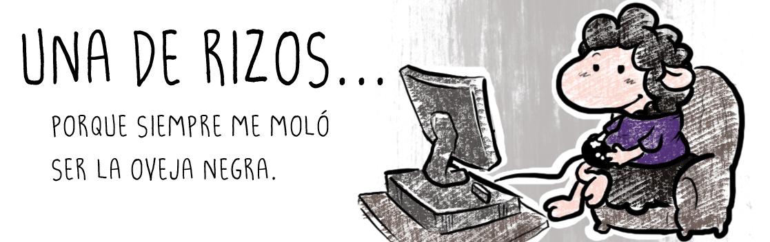 UNA DE RIZOS...
