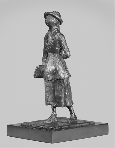 Edgar  Degas  The  Schoolgirl C   E