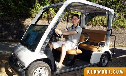 penang hill buggy ride
