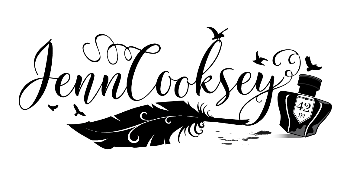 Author, Jenn Cooksey's Blog