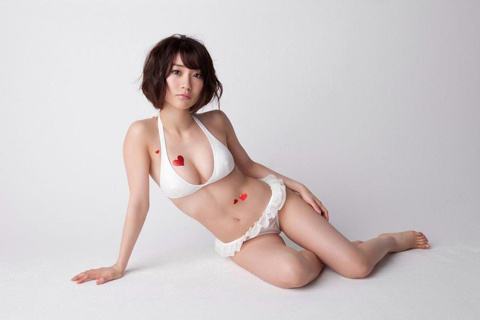 Ảnh gái xinh ngực khủng nhất nhật bản 2014 31