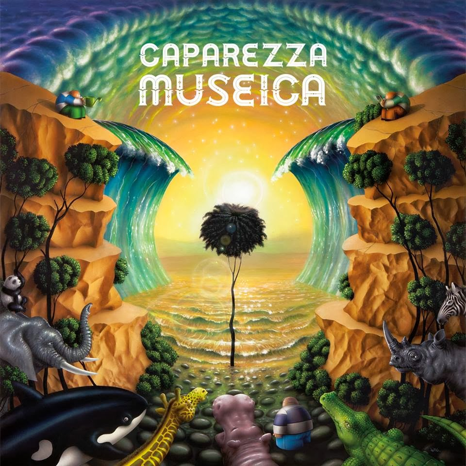 Cover - Caparezza, la nuova canzone testo video
