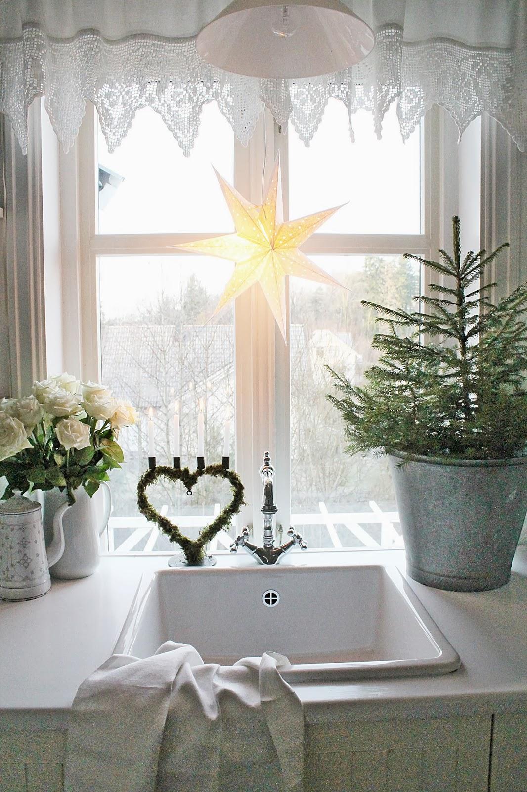 Vibeke design velkommen vakre desember - Design weihnachtsdeko ...