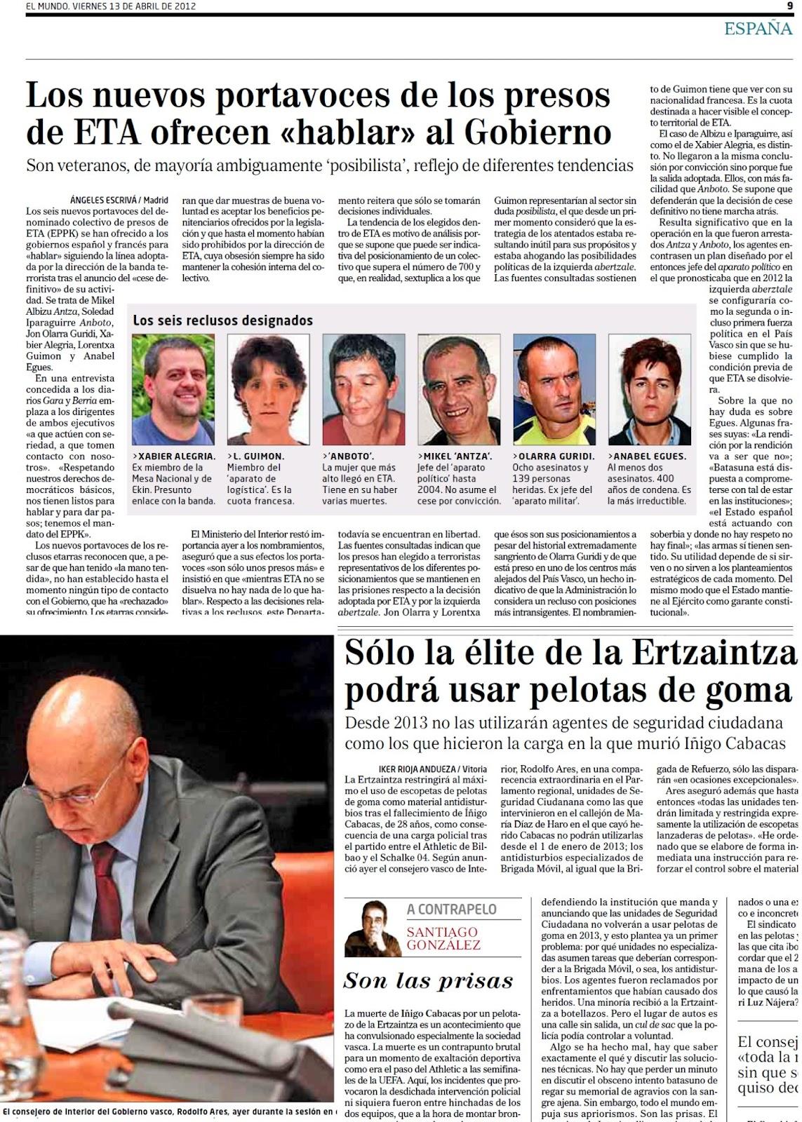 Los socialistas tratan de rematar a España, por si no la dejaron bastante muerta