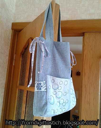 сумка авоська