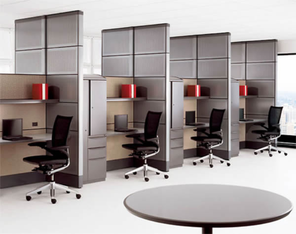 House designs office furniture modern office furniture is for Commercial office space design ideas
