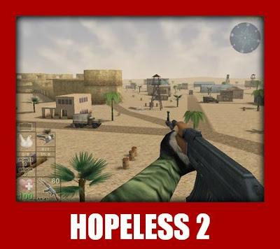 hopeless jogo de fps multiplayer pelo navegador