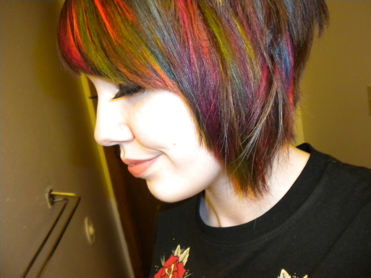 Candys Land Rainbow Hair La Riche Directions Hair Color Review