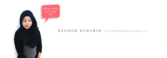 Oh Snap! It's Giveaway Time By Haziqah Muhamad   28 MEI - 11 JUN 2015