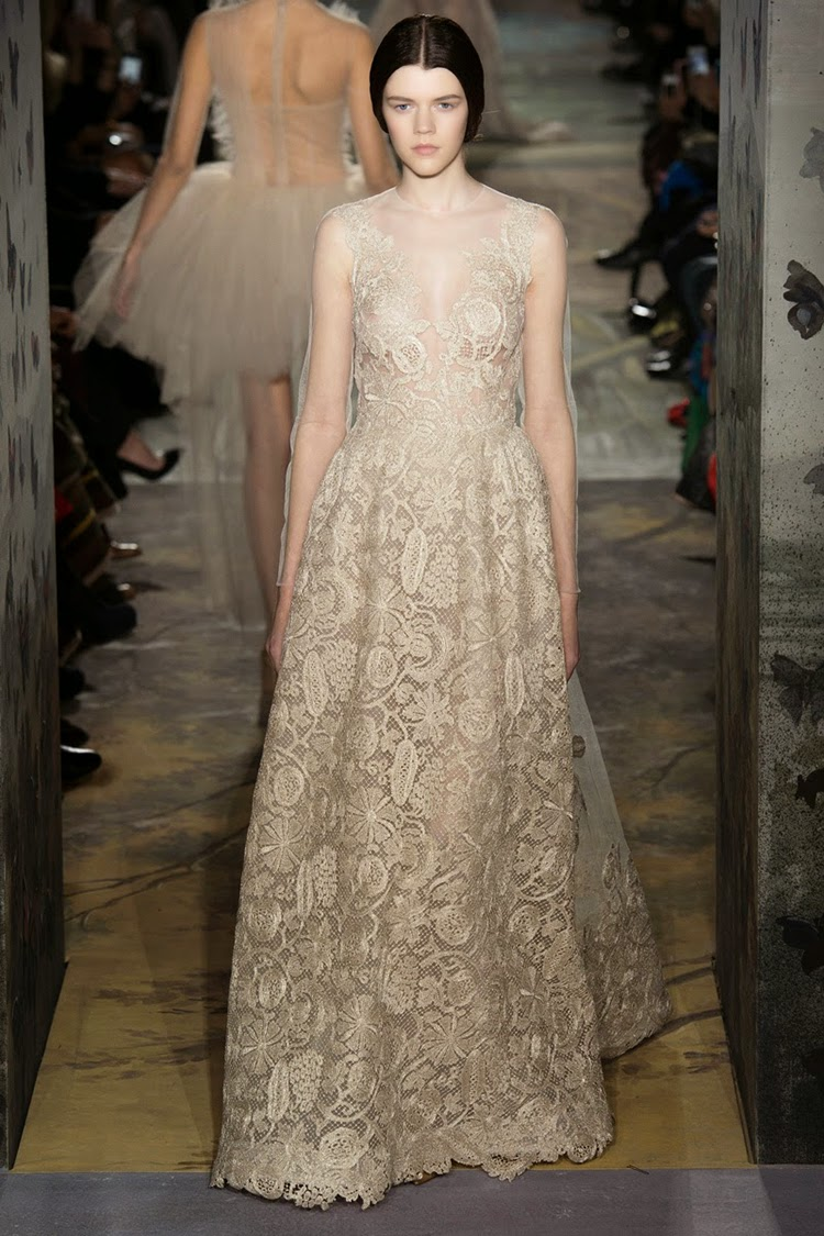 Valentino Haute Couture Spring and Summer 2014 Collections Part 6
