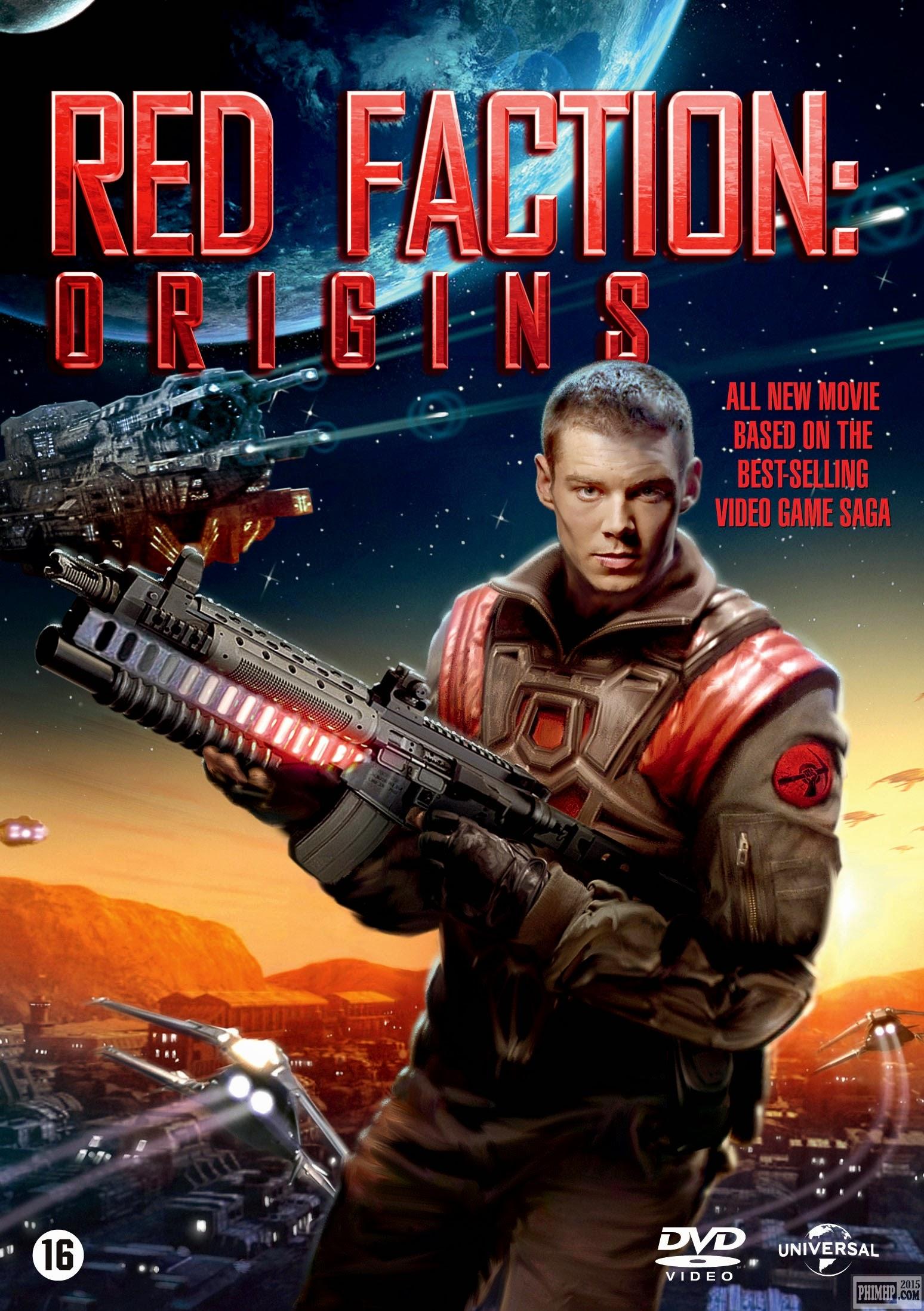 poster Đại chiến trên sao Hỏa