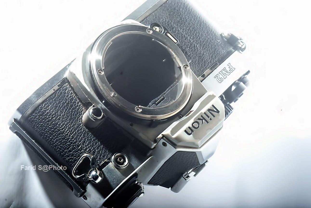 kamera analog Nikon FM2