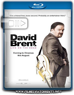 David Brent – A Vida na Estrada Torrent - BluRay Rip 720p e 1080p Dublado