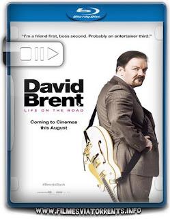 David Brent – A Vida na Estrada Torrent - BluRay Rip 720p e 1080p Dublado