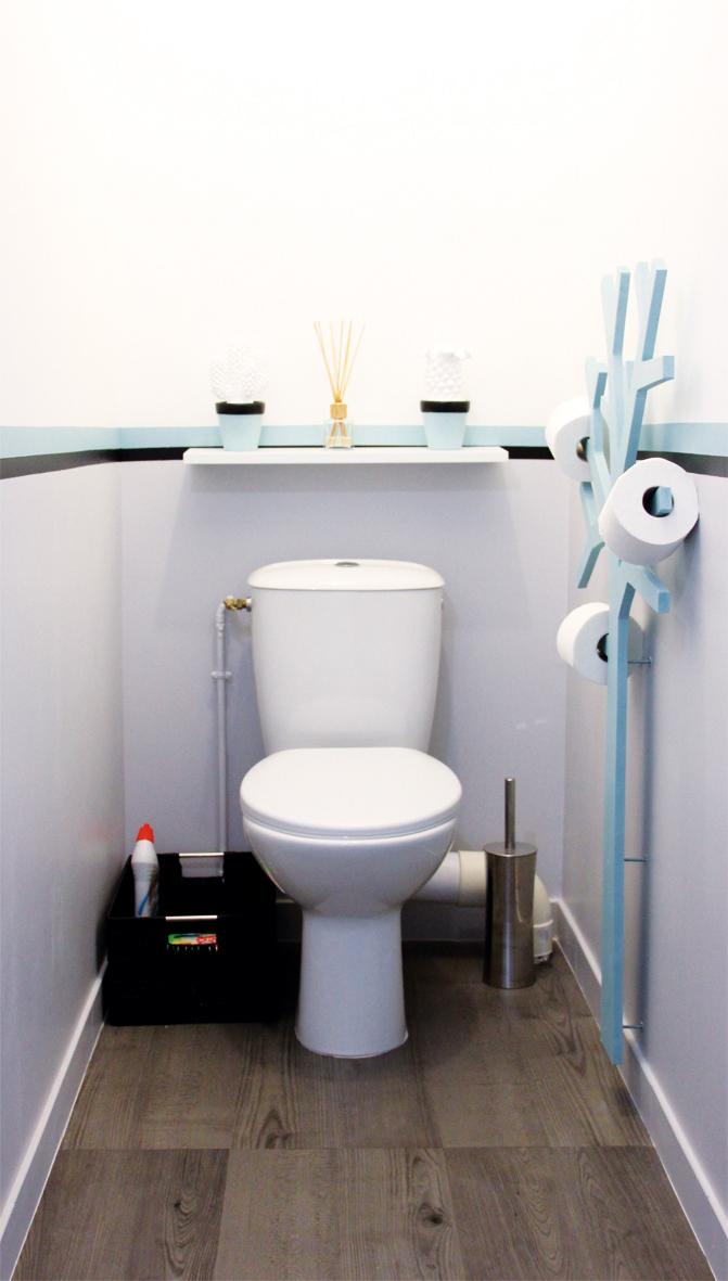 Minigougue le petit coin for Deco dans les toilettes