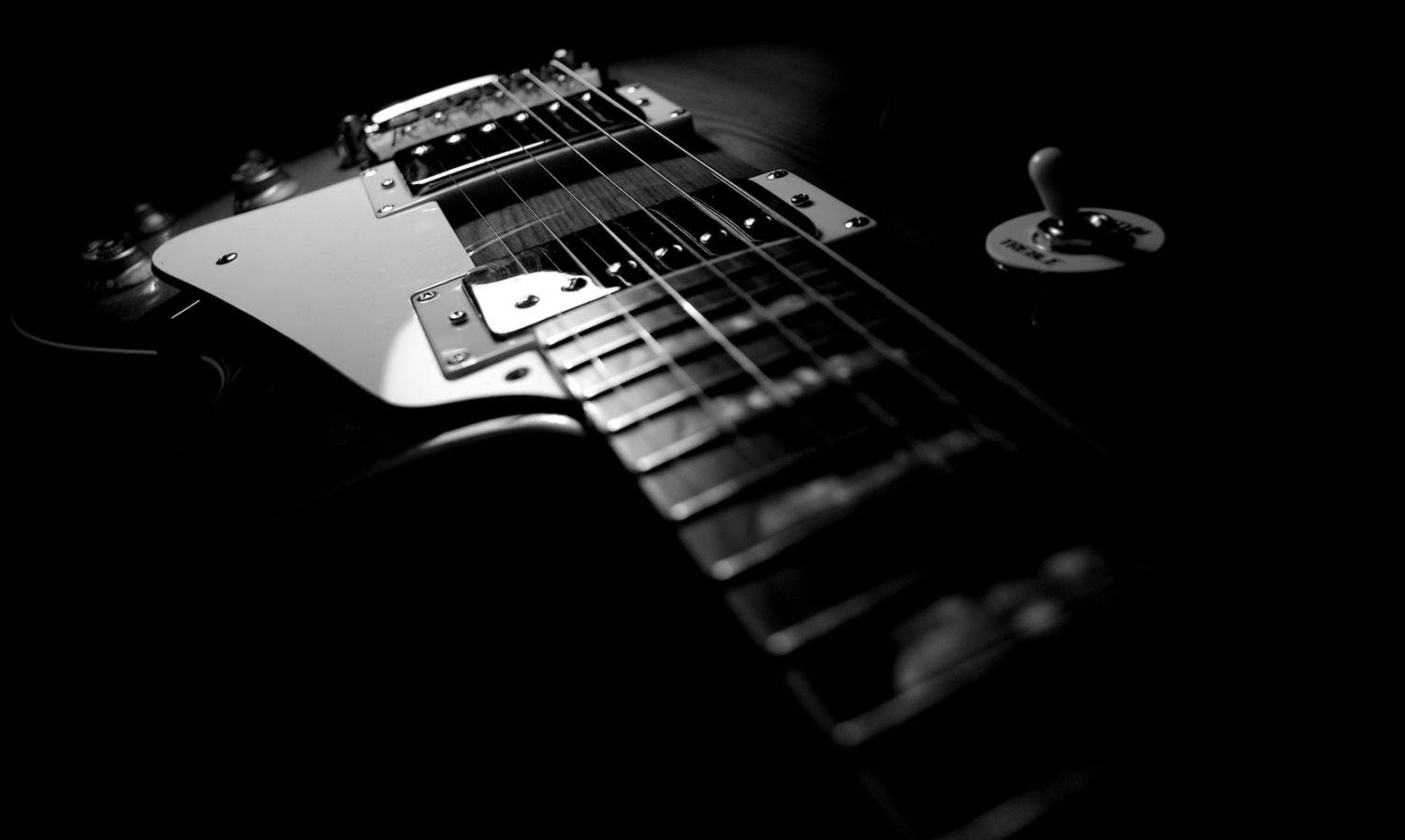 Guitar music black and white les paul hd wallpaper - Epiphone les paul wallpaper ...