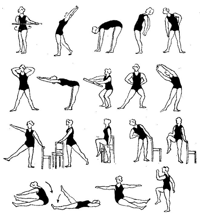 Физкультура при аденоме предстательной железы