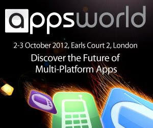 Appsworld 2012 Europe