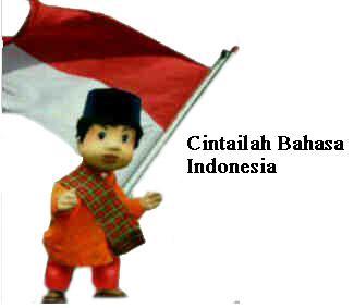 indonesia kalau orang indonesia saja tidak bisa menghormati bahasa