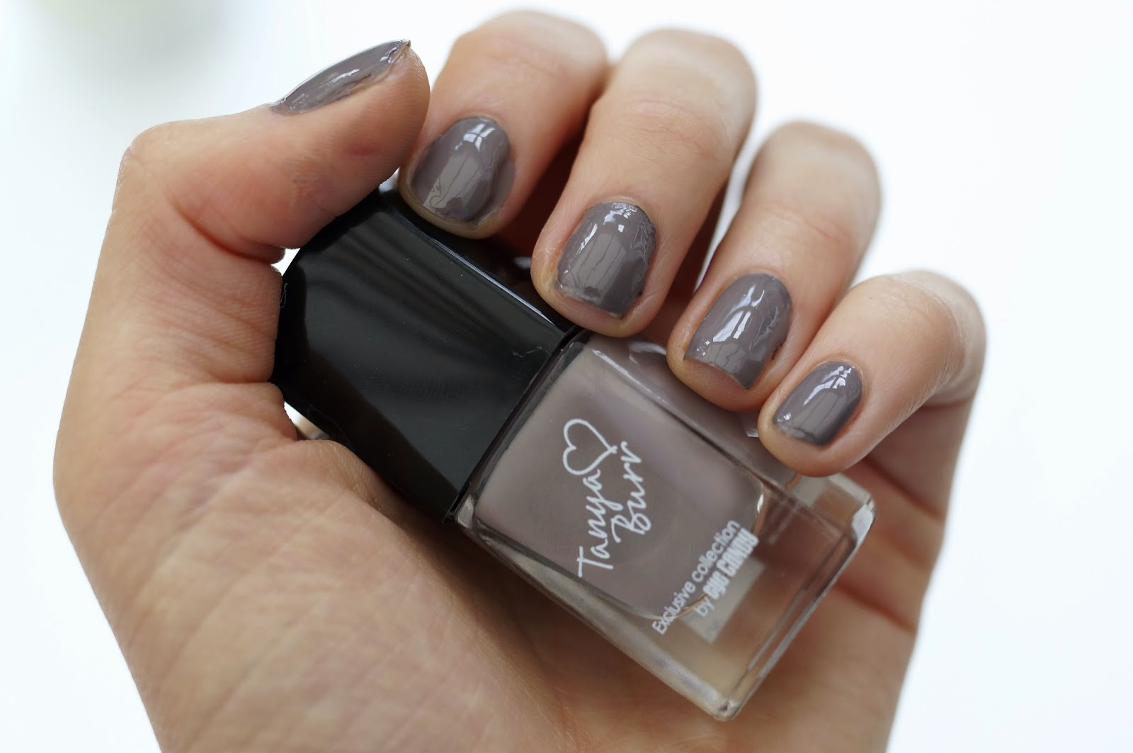 tanya burr nail varnish penguin chic