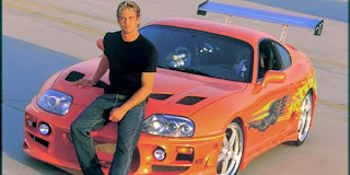 Foto Toyota Supra 1995 Mobil Paul Walker The Fast and The Furious Cars Pic