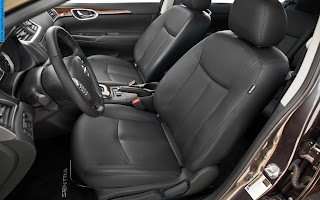 Nissan sentra car 2013 interior - صور سيارة نيسان سنترا 2013 من الداخل