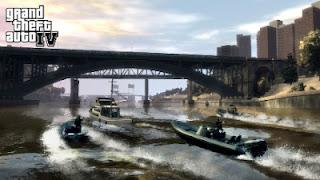 Screenshot Game  GTA 4 full version