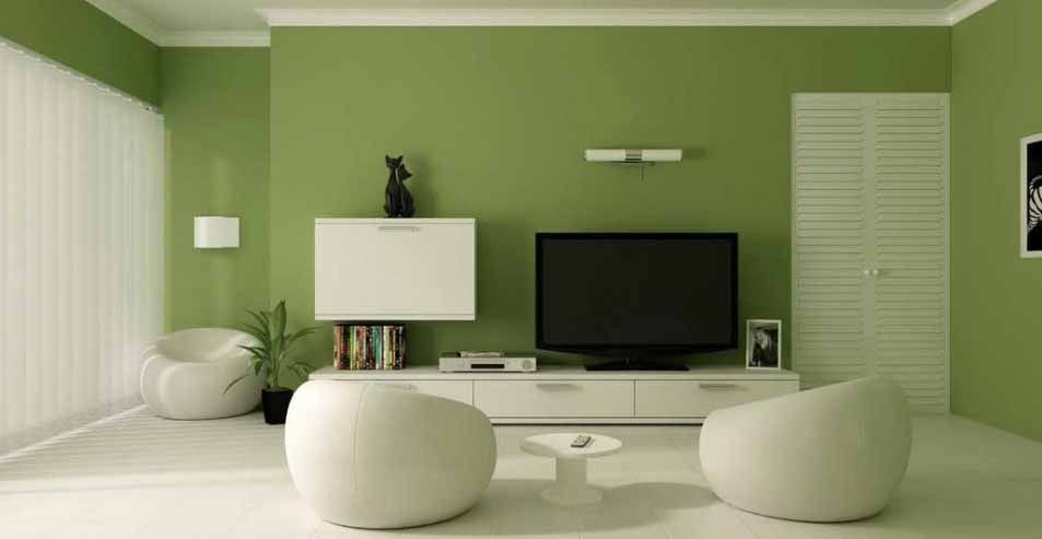 Green Painting Ideas
