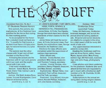 THE BUFF page 1