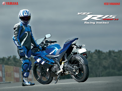 COMPARISON OF YAMAHA R15 VERSION 2 0 vs 2012 HONDA CBR 150R
