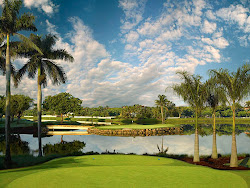 the blue monster...doral, florida...one of the many beautiful courses in florida