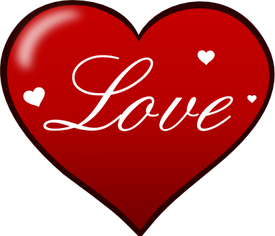 love heart clipart free. love heart clip art free.