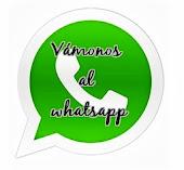¡Vayámonos al whatsapp!