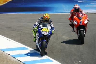 Rossi: Ini Beda Kecepatan Stoner dan Lorenzo