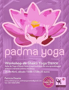 Workshop de Yoga Dance