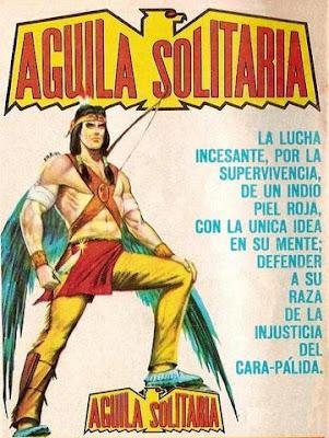 Aguila solitaria, de lo mejor del comic mexicano