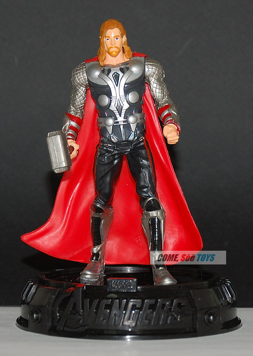 Kfc Toy Food : Come see toys kfc avengers thor