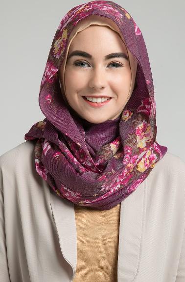 Foto Hijab Modern Masa Kini
