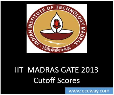 Engineering Design Iit Madras Cutoff