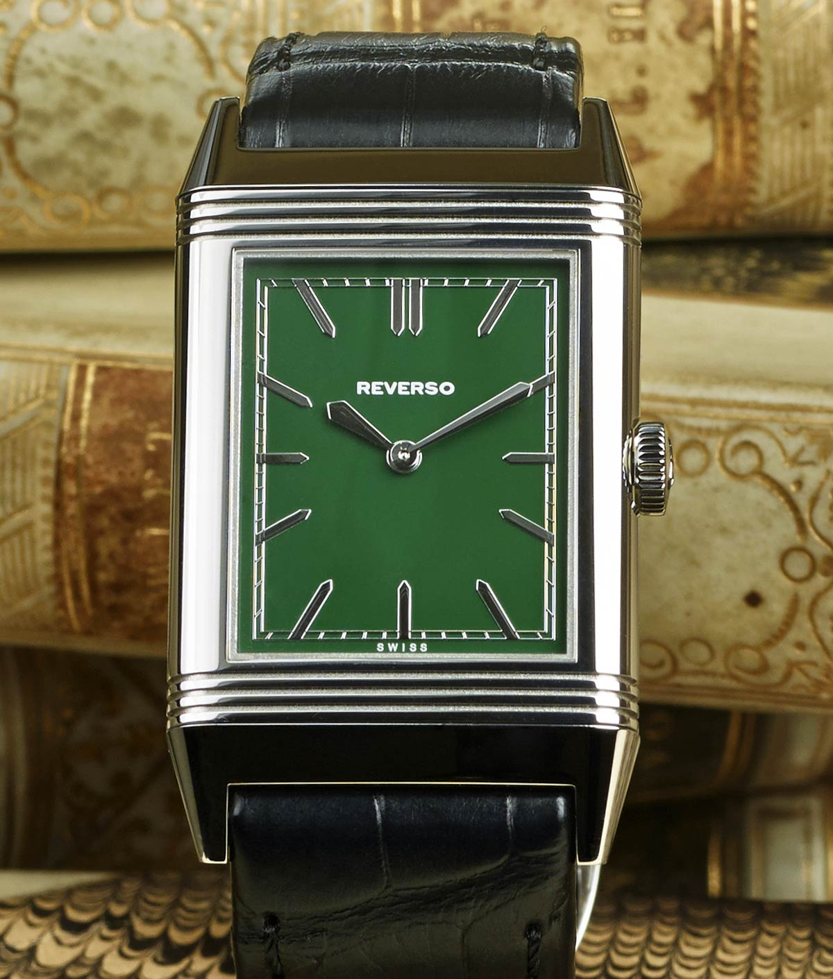 Jaeger-LeCoultre - Grande Reverso Ultra Thin 1931 London Special Edition