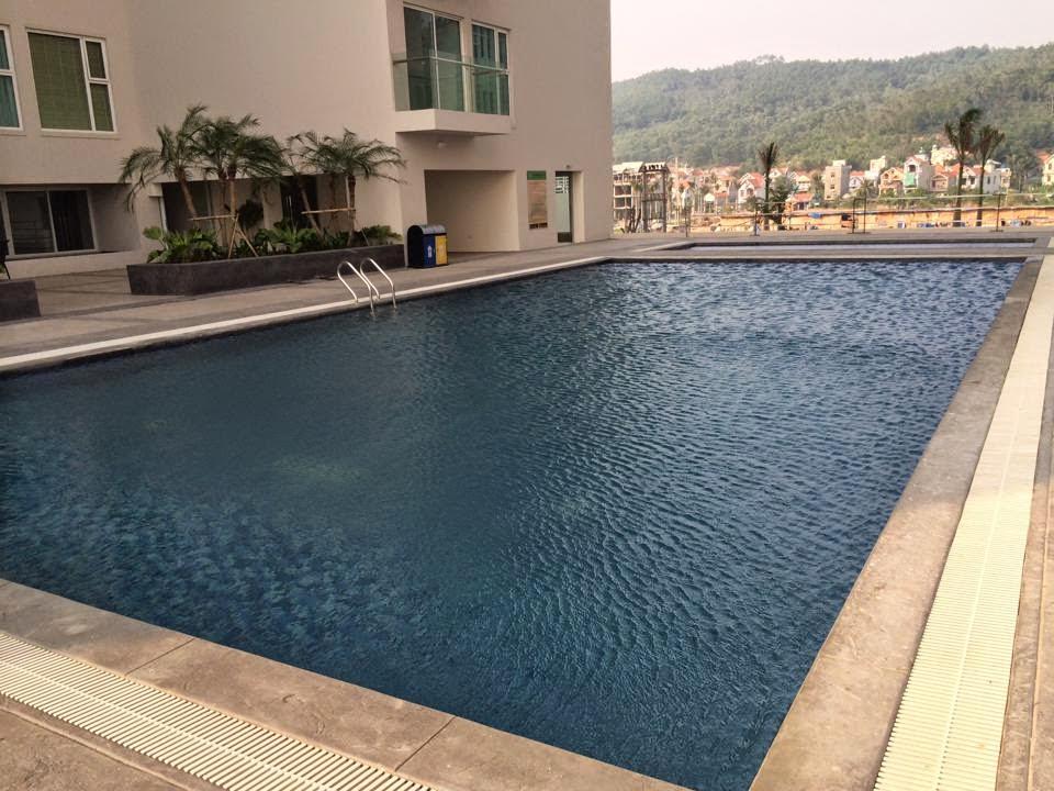 Bể bơi Green bay