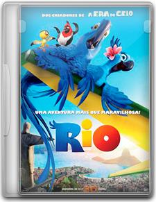 Capa Rio – TS   Dual Áudio (2011)