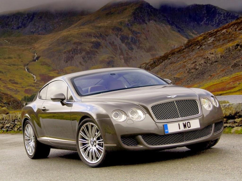 2014 Bentley Continental GT Wallpapers