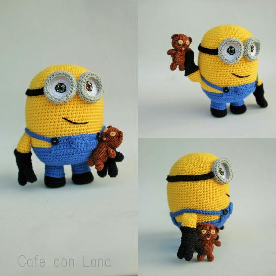 Cafe Con Lana: Minion Bob