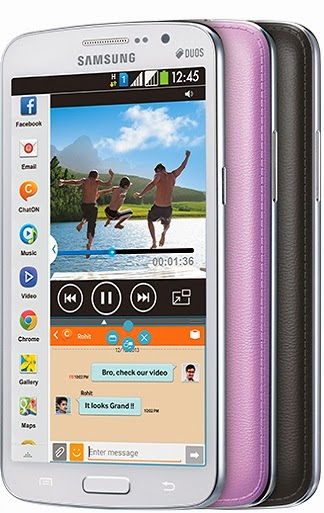 Samsung Galaxy Grand 2 - Colors and Features