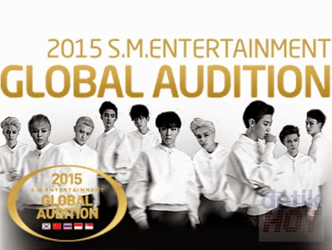 Audisi SM Global Audition 2015