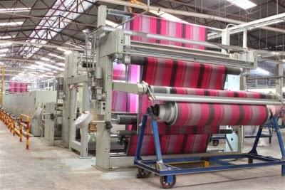 Fabric Stentering